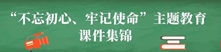 全国党建网站联盟主题教育课件展示