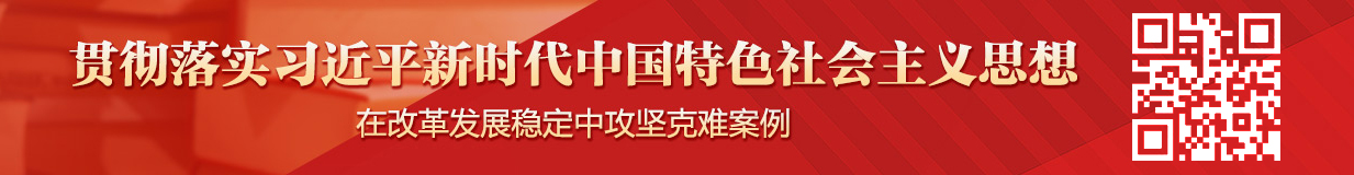 贯彻落实习近平新时代中国特色社会主义思想 在改革发展稳定中攻坚克难案例
